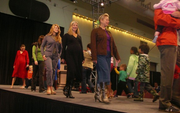 Fashion Show Baby Fair Vancouver, BC